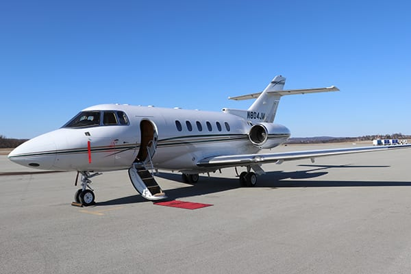 Laurel Highlands Jet Charter 6