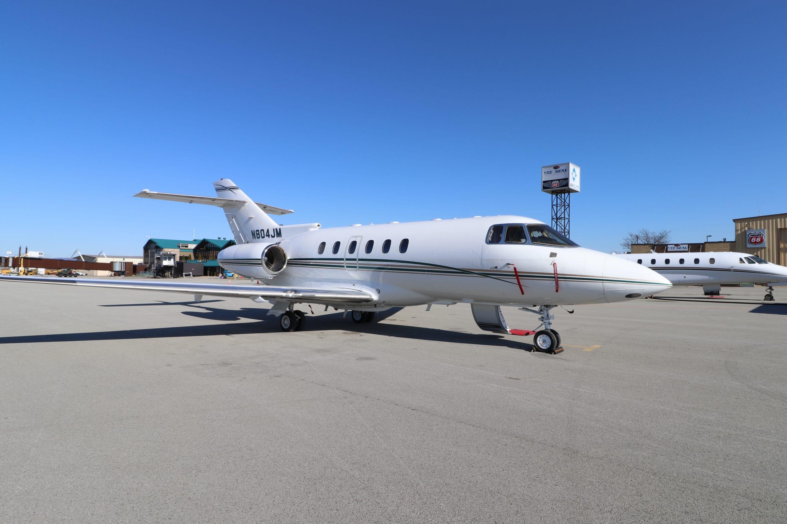 Laurel Highlands Jet Charter 1